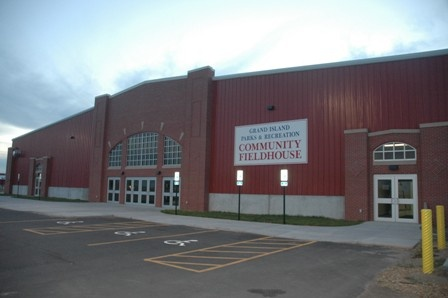 Fieldhouse Building
