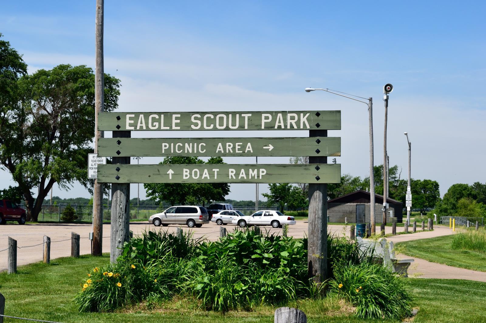 Eagle Scout Park City Of Grand Island Ne