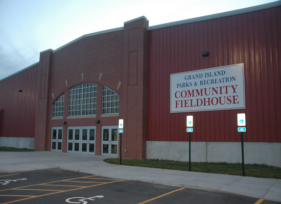 Community Fieldhouse